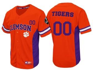 custom clemson college football jerseys